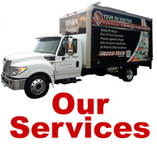 Your RV Doctor Services